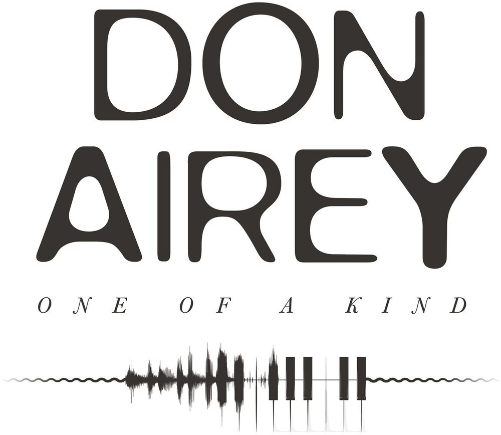 Don Airey - One Of A Kind [LP]