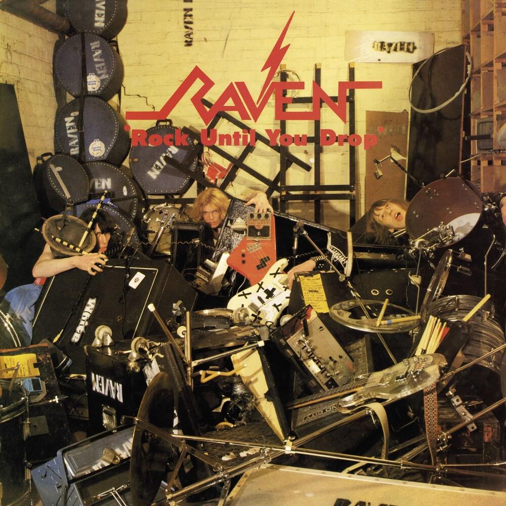 Raven - Rock Until You Drop [LP]