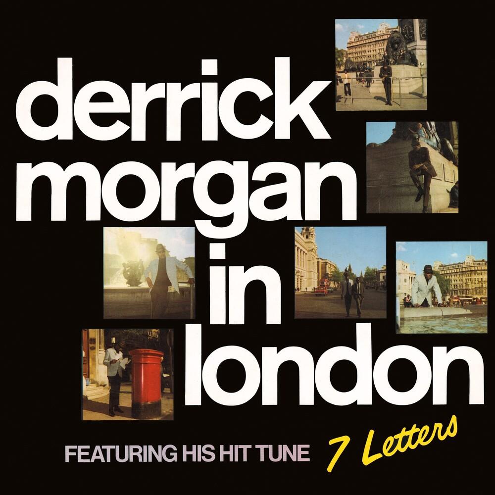 Derrick Morgan - In London