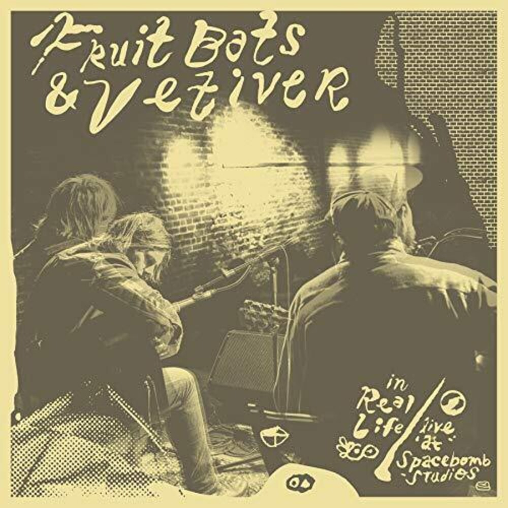 Fruit Bats & Vetiver - In Real Life (Live At Spacebomb Studios) [Limited Edition LP]