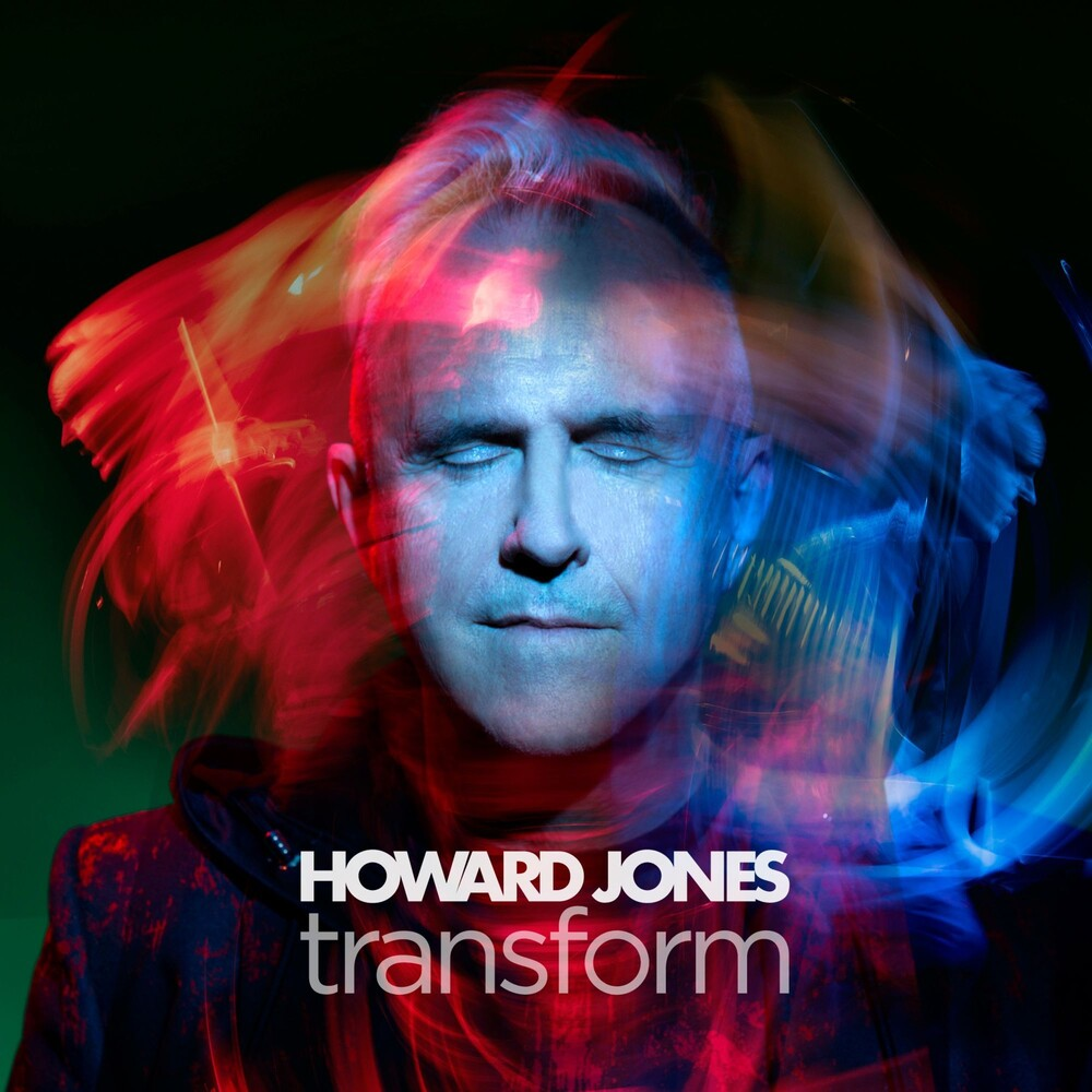 Howard Jones - Transform [Deluxe 2CD Hardcover Mediabook]