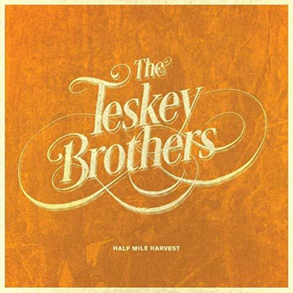 The Teskey Brothers - Half Mile Harvest [Import LP]