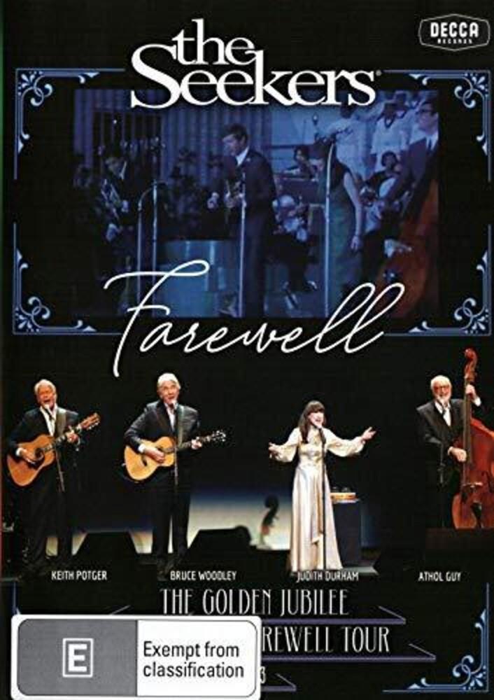 Seekers - Farewell [DVD]