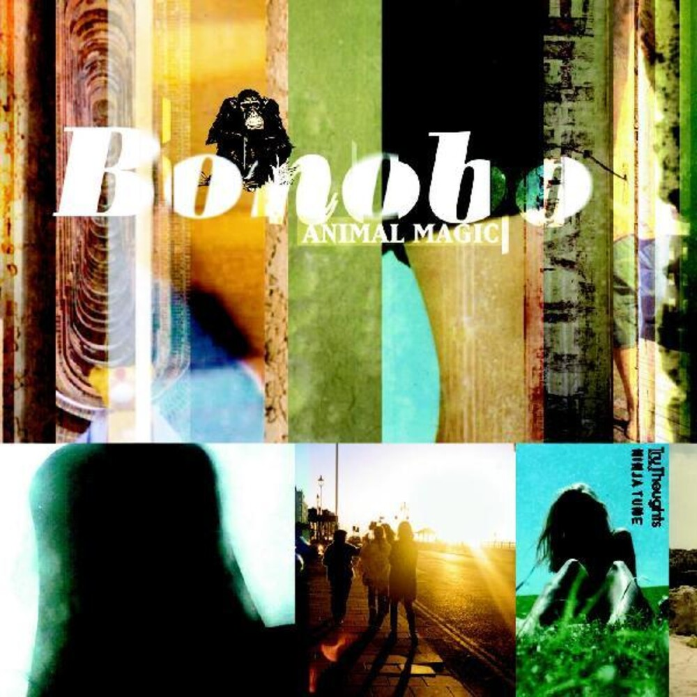 Bonobo - Animal Magic (Dlcd)
