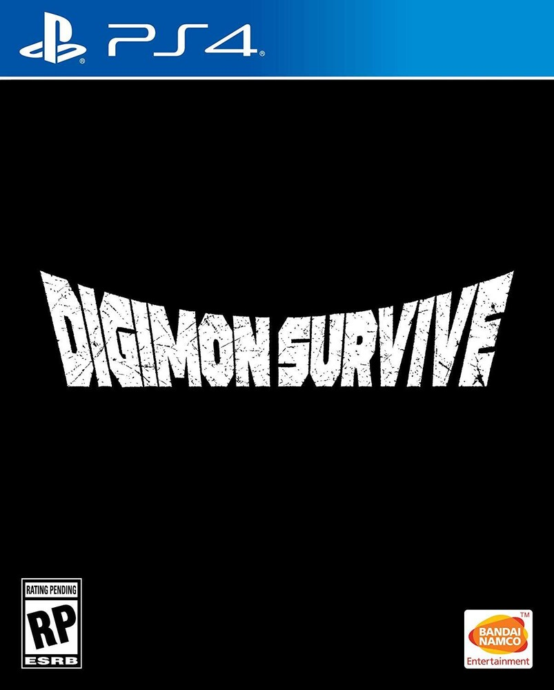Ps4 Digimon Survive - Digimon Survive for PlayStation 4