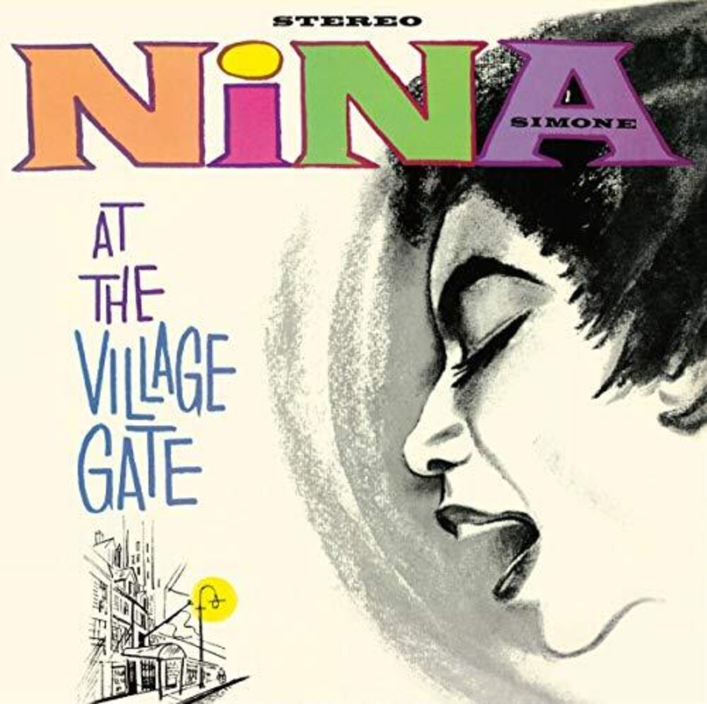 Nina Simone - At The Village Gate [Remastered Deluxe Mini LP Replica]