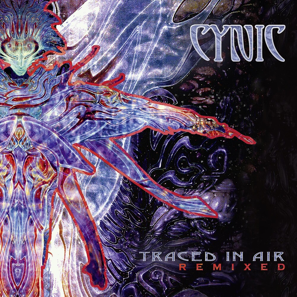 Cynic - Traced In Air Remixed