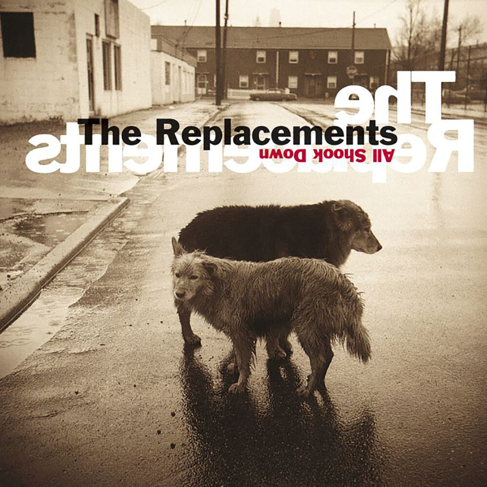 The Replacements - All Shook Down [Rocktober 2019 Red LP]