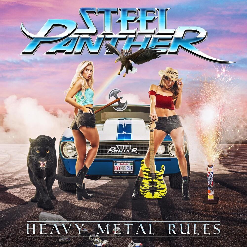 - Heavy Metal Rules [Indie Exclusive]