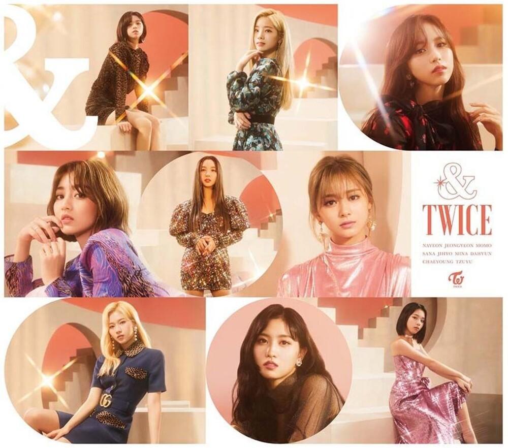 Twice - & Twice (Version B) (Incl. DVD)