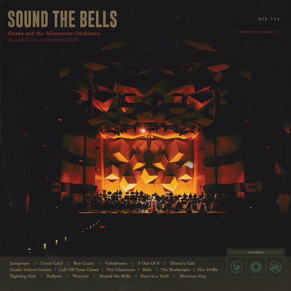 Dessa - Sound The Bells: Recorded Live At Orchestra Hall