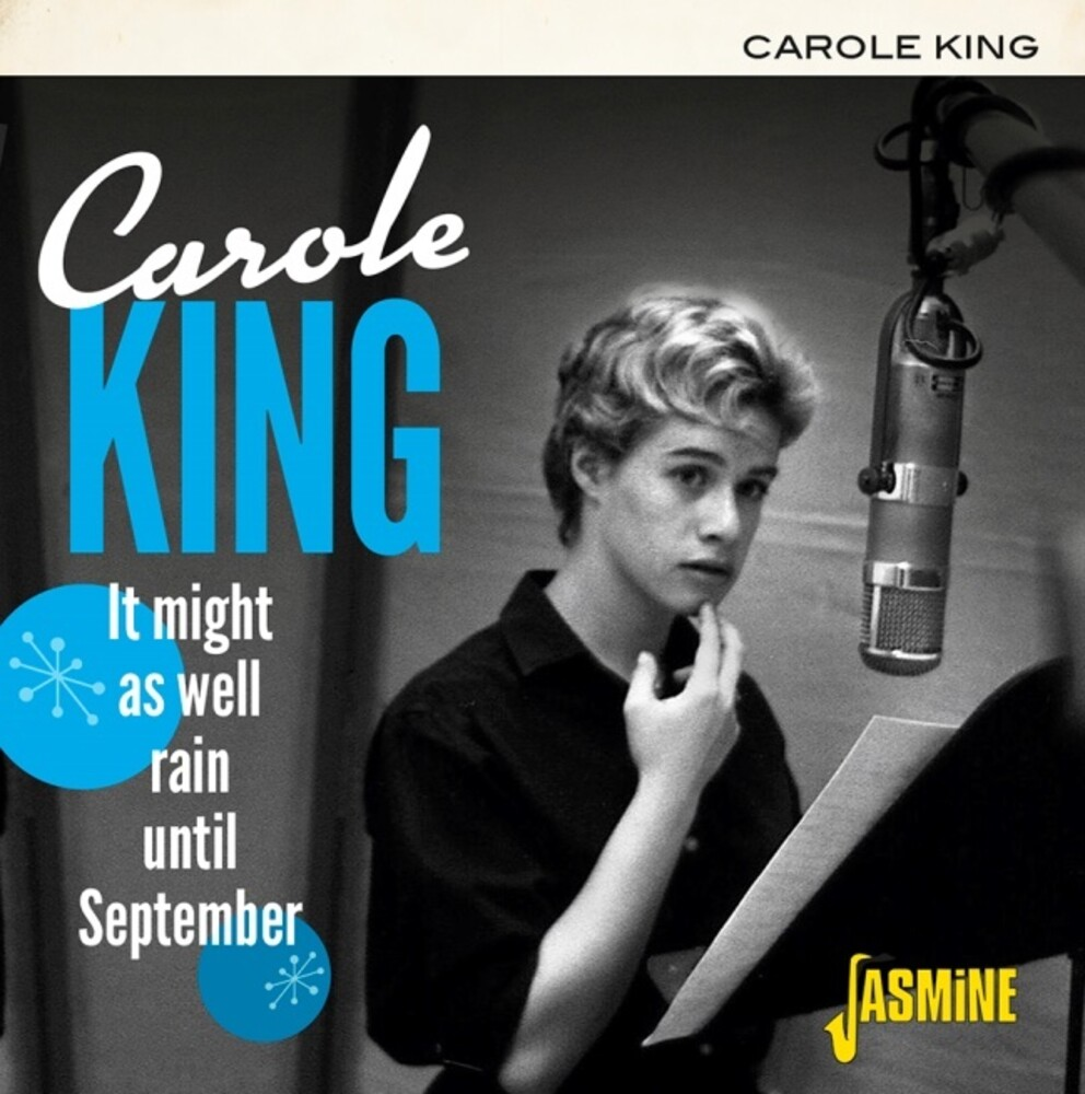 Carole King - It Might As Well Rain Until September (Uk)