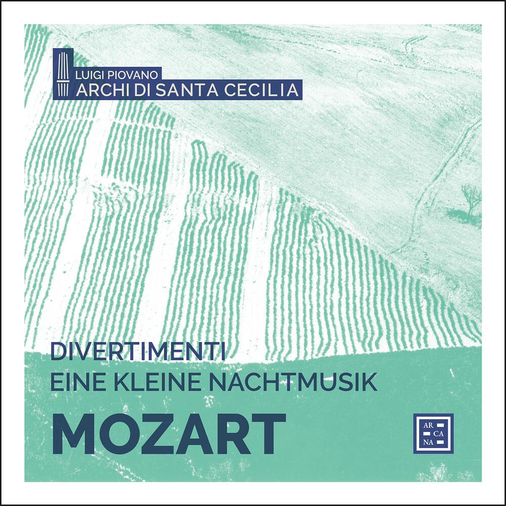 Mozart / Archi Di Santa Cecilia / Piovano - Divertimenti