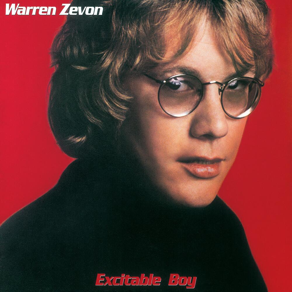 Warren Zevon - Excitable Boy [SYEOR 2020 Glow-in-the-dark Red LP]