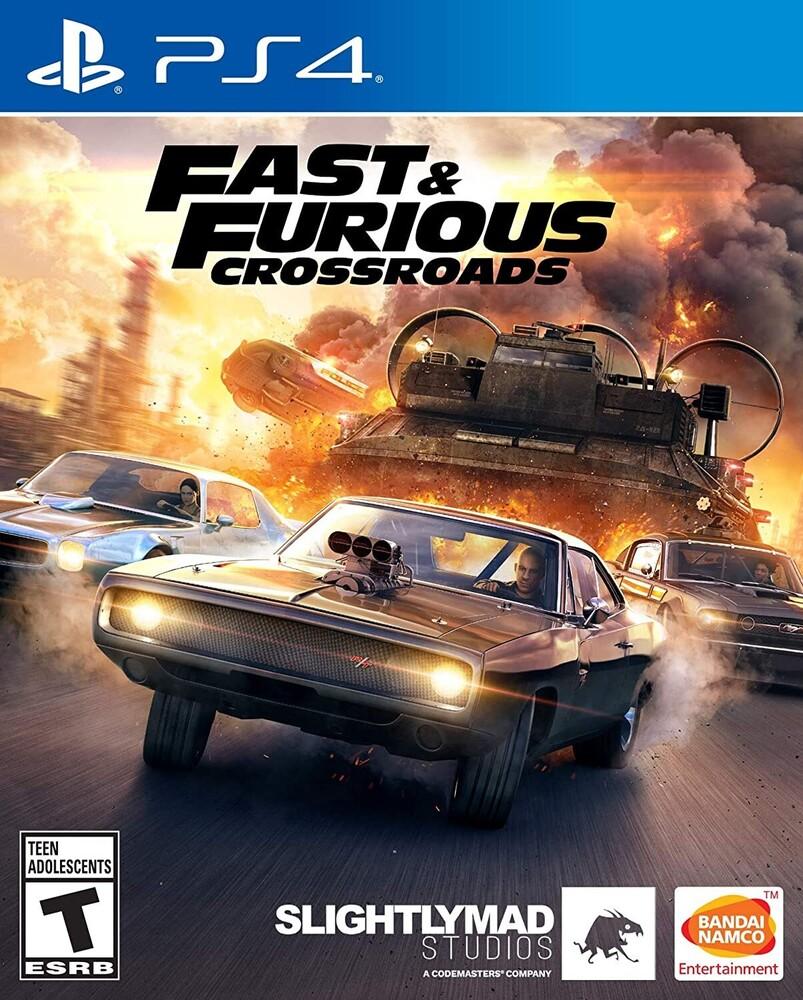 Ps4 Fast & Furious Crossroads - Fast & Furious Crossroads