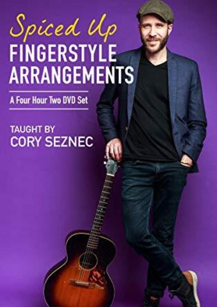 - Spiced Up Fingerstyle Arrangements (2pc) / (Aus)