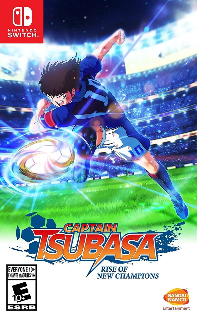 Swi Captain Tsubasa: Rise of New Champions - Captain Tsubasa: Rise of New Champions for Nintendo Switch