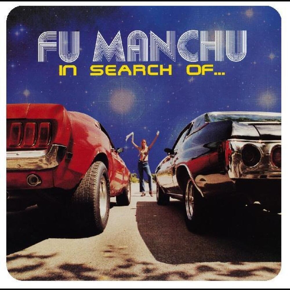 Fu Manchu - In Search Of... (Blue) [Colored Vinyl] [Deluxe] (Ylw)