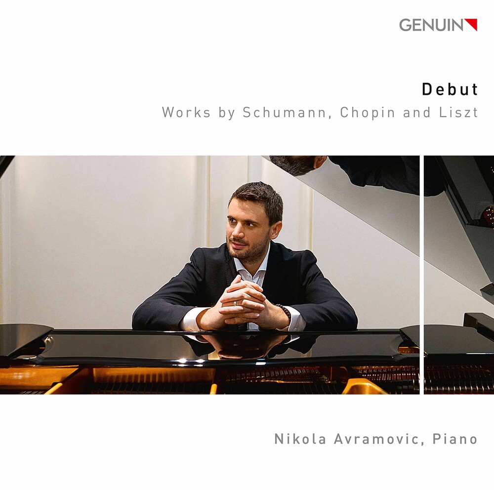 Chopin / Avramovic - Debut