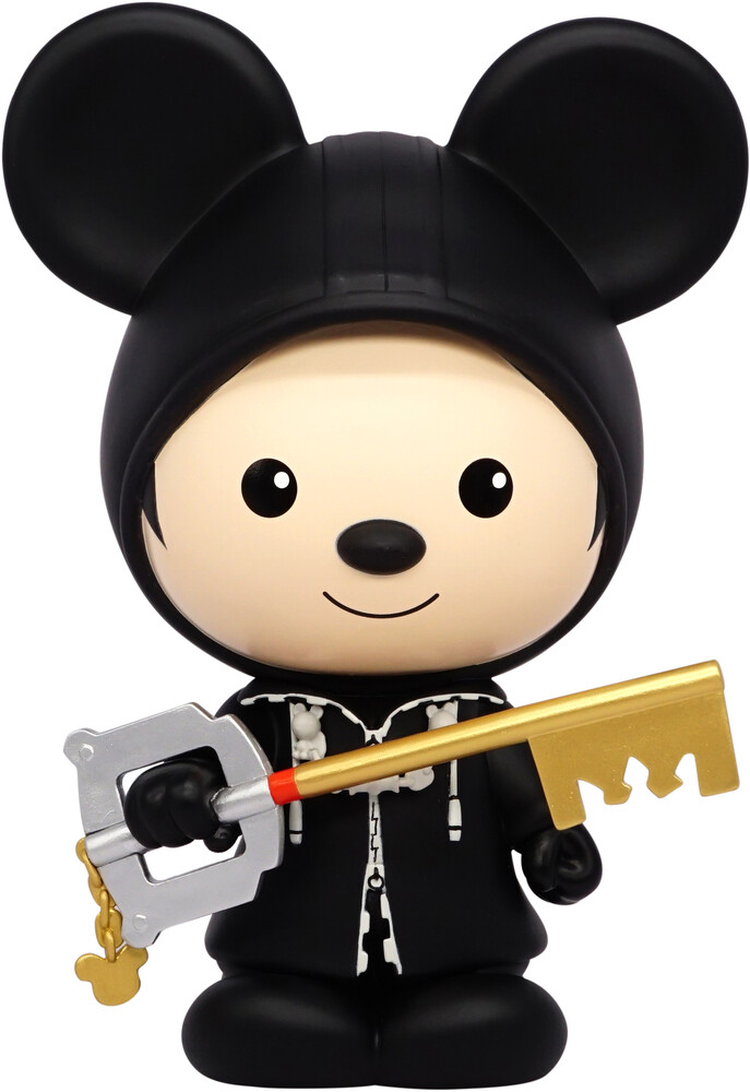 Kingdom Hearts - King Mickey Pvc Bank - Kingdom Hearts - King Mickey PVC Bank