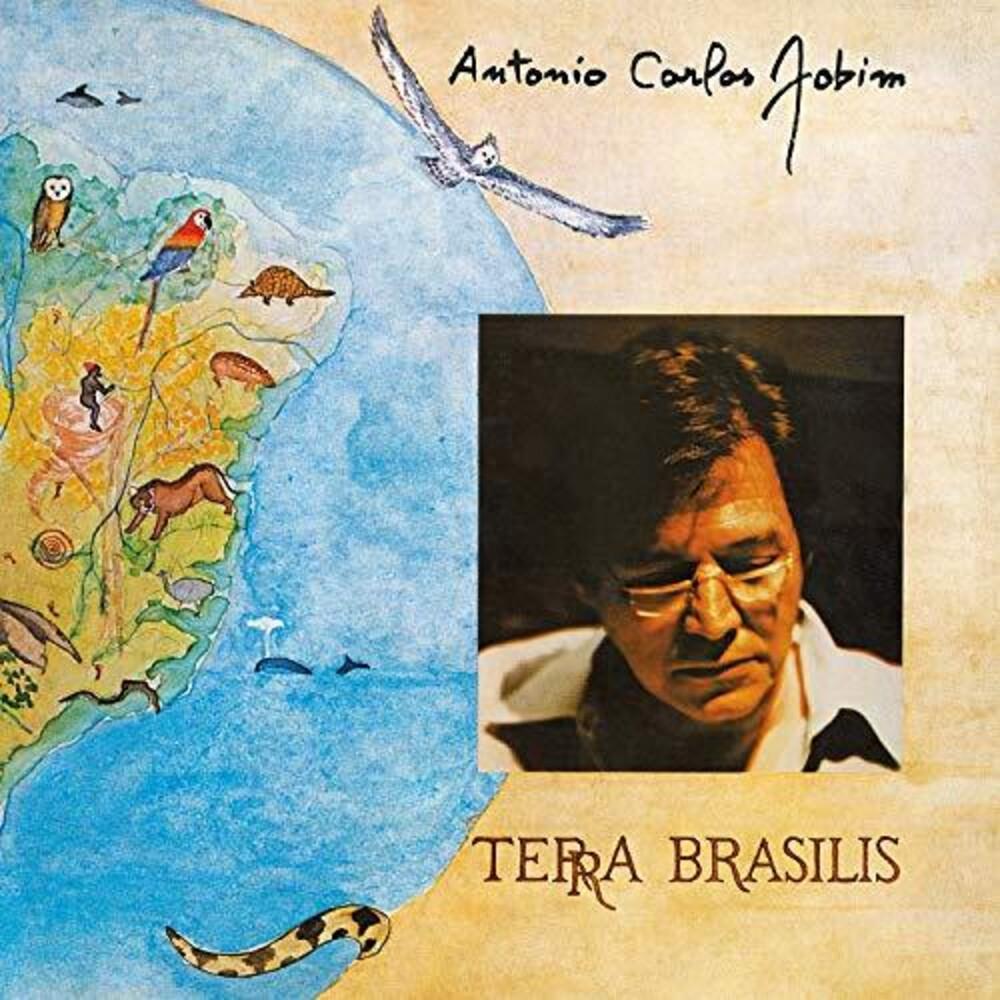 Tom Jobim - Terra Brasilis