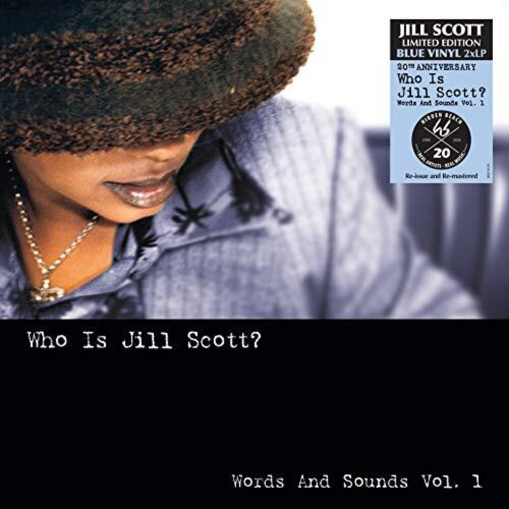 Jill Scott - Who Is Jill Scott?: Words and Sounds Vol. 1 [Limited Edition Blue 2 LP]