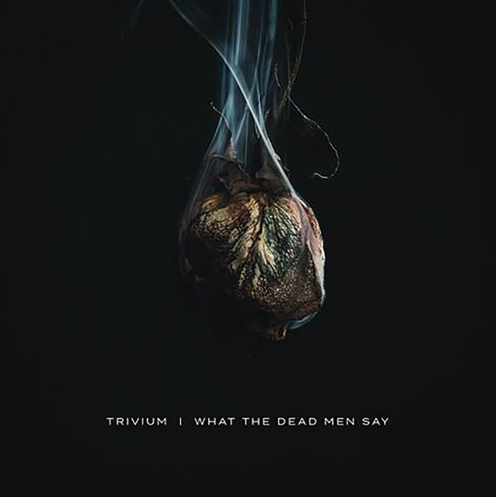 Trivium - What The Dead Men Say [Indie Exclusive Limited Edition Bone LP]