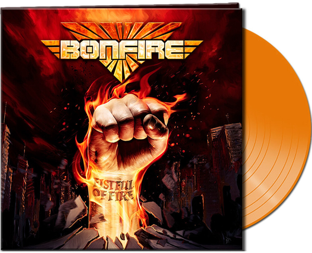 Bonfire - Fistful Of Fire (Gate) [Limited Edition] (Org)