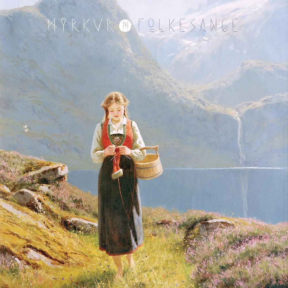 Myrkur - Folkesange [Import LP]