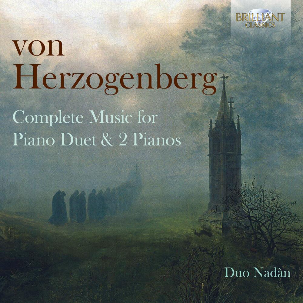 Herzogenberg / Duo Nadan - Complete Piano Duet & 2 Pianos (2pk)