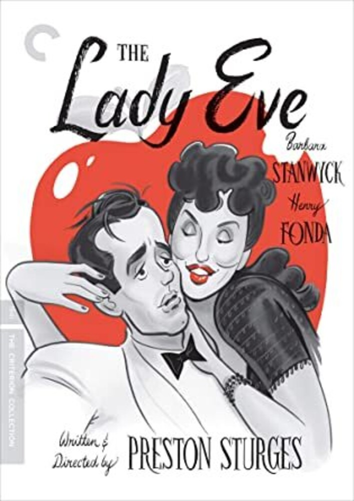 - Criterion Collection: Lady Eve / (4k Full Rstr)