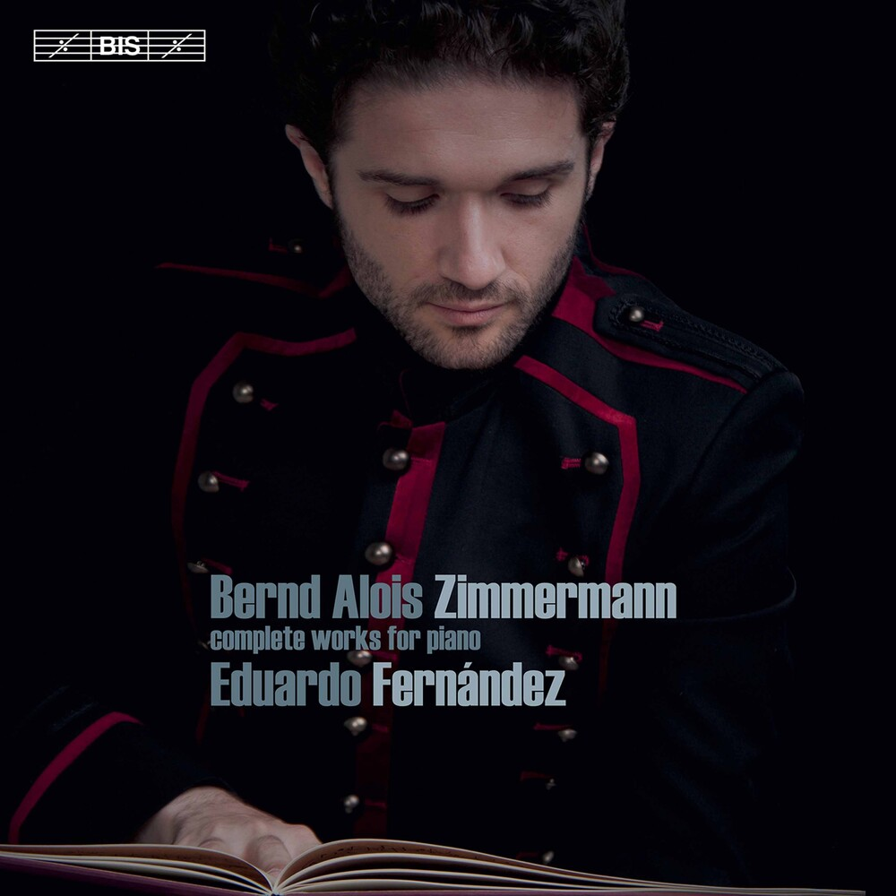 Eduardo Fernández - Complete Works For Piano (Hybr)