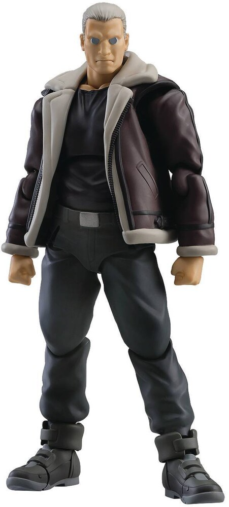 Good Smile Company - Good Smile Company - Ghost In The Shell Sac Batou Sac Version FigmaAction Figure