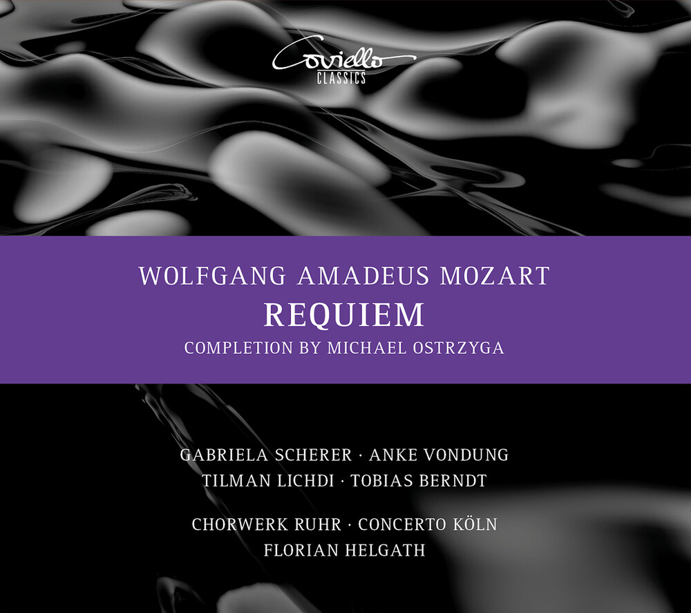 Mozart / Scherer / Helgath - Requiem