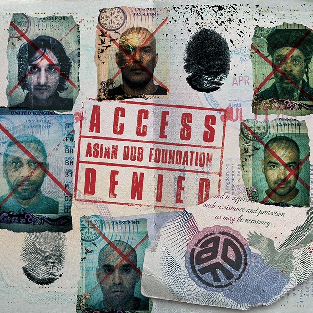 Asian Dub Foundation - Access Denied (2pk)
