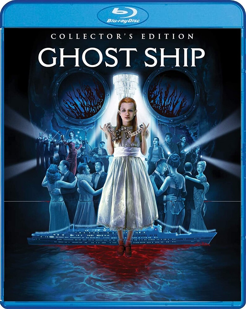GHOST SHIP - Ghost Ship (Collector's Edition)