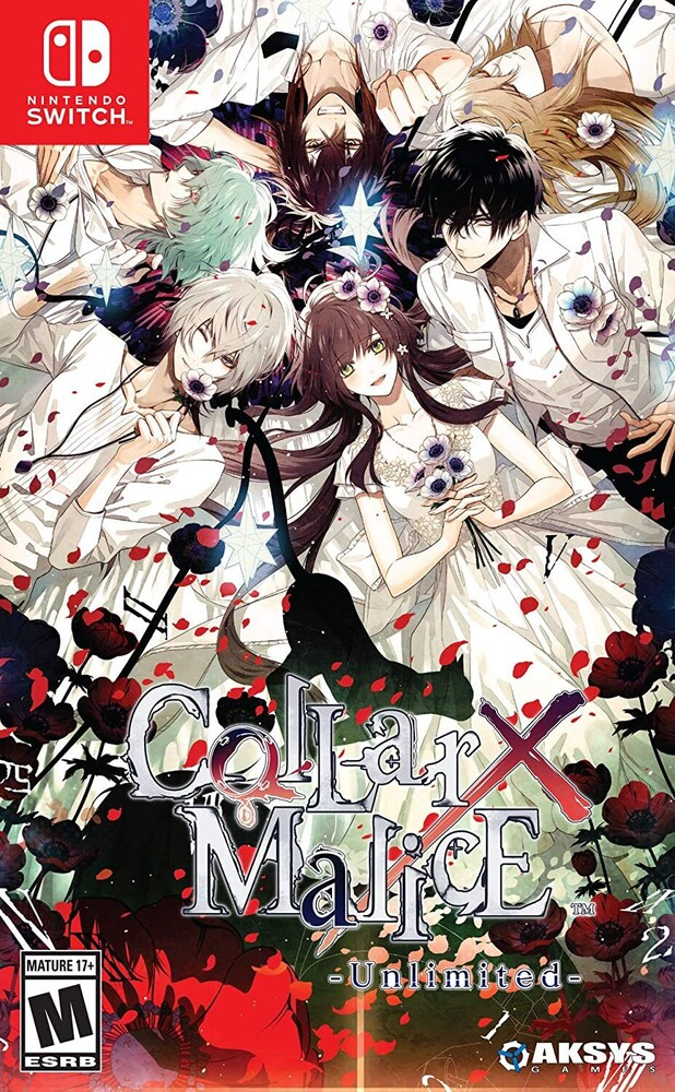 - Collar X Malice Unlimited for Nintendo Switch