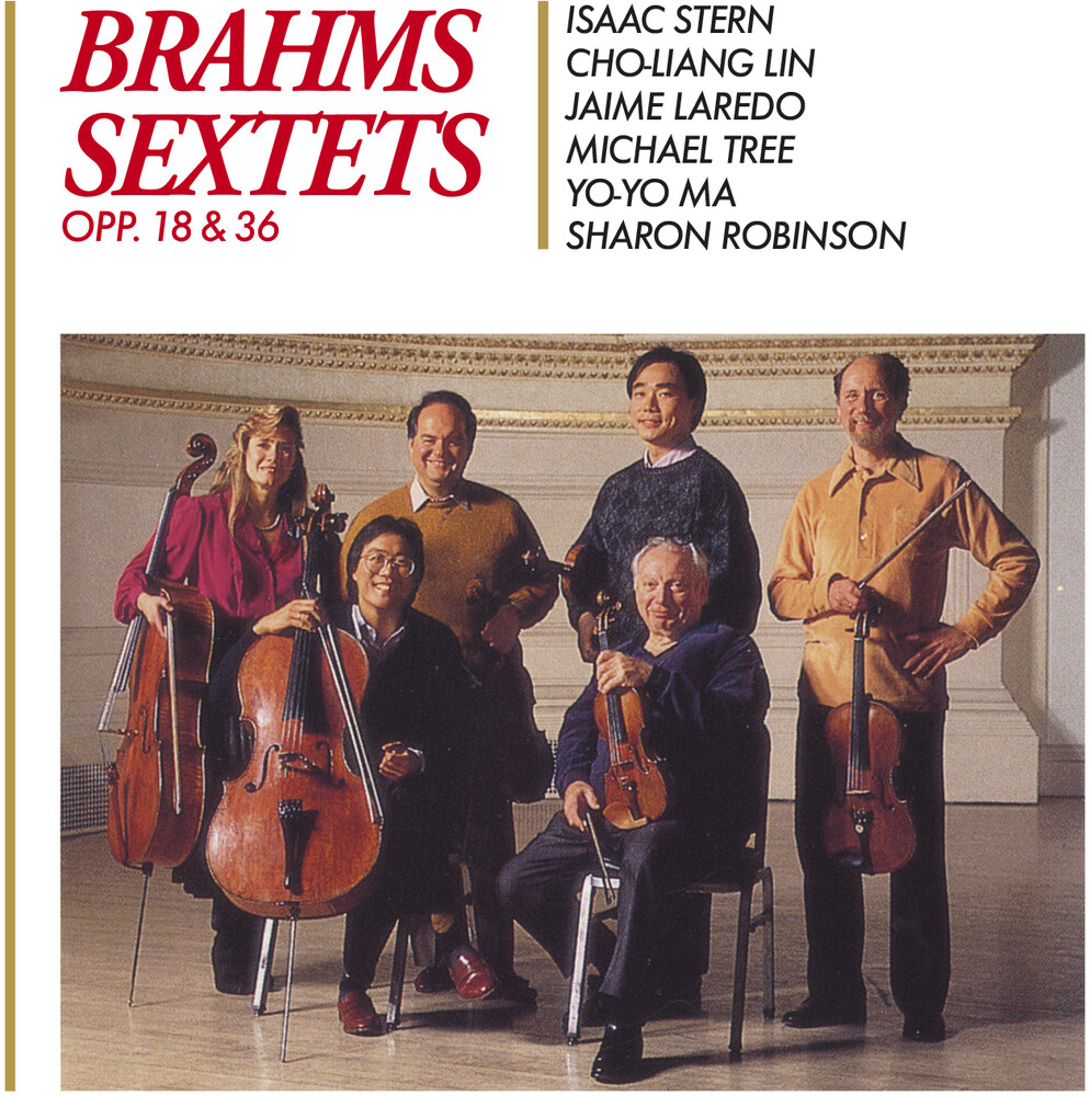 Brahms - String Sextets Opp 18 & 36 (Hol)