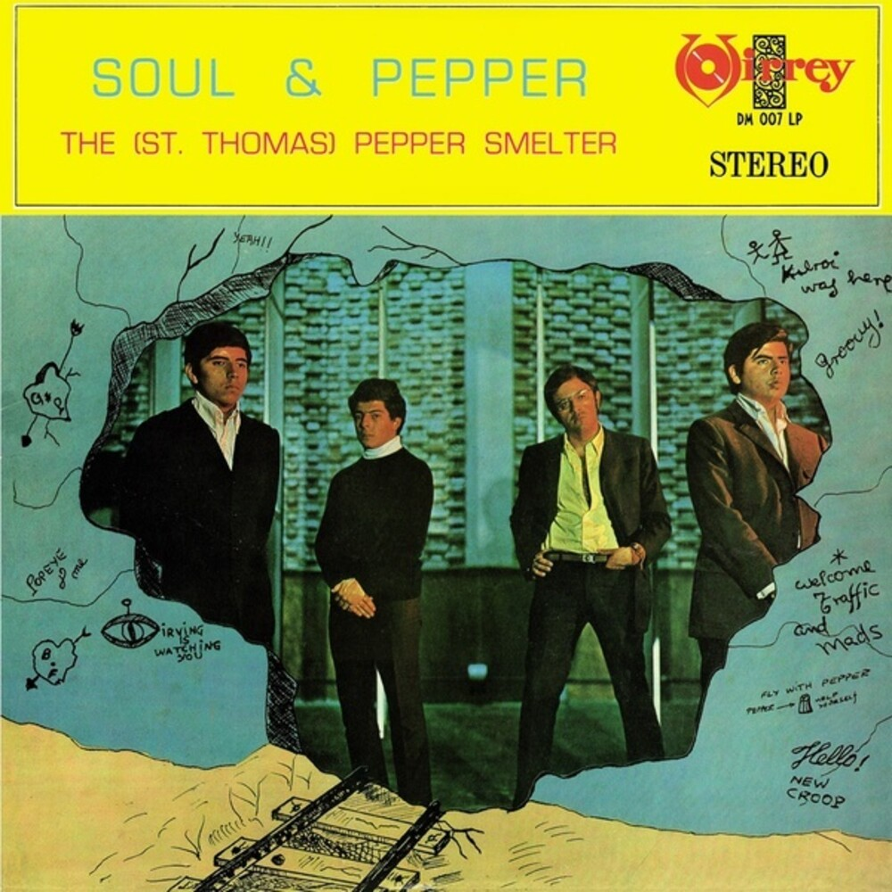 St Thomas Pepper Smelter - Soul & Pepper