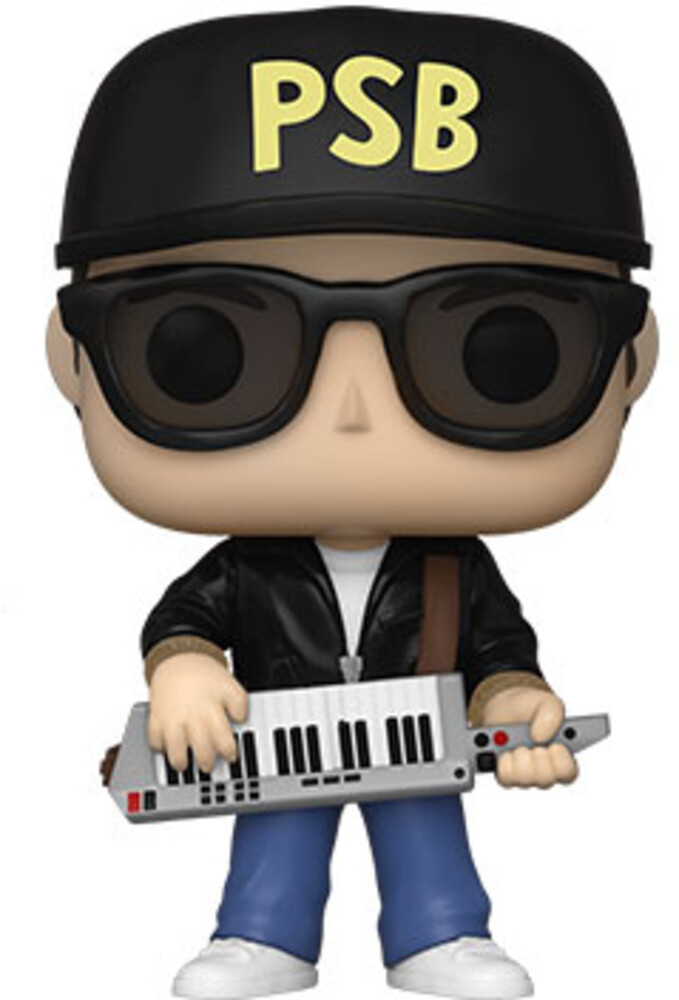 Chris Lowe - FUNKO POP! ROCKS: Pet Shop Boys - Chris Lowe