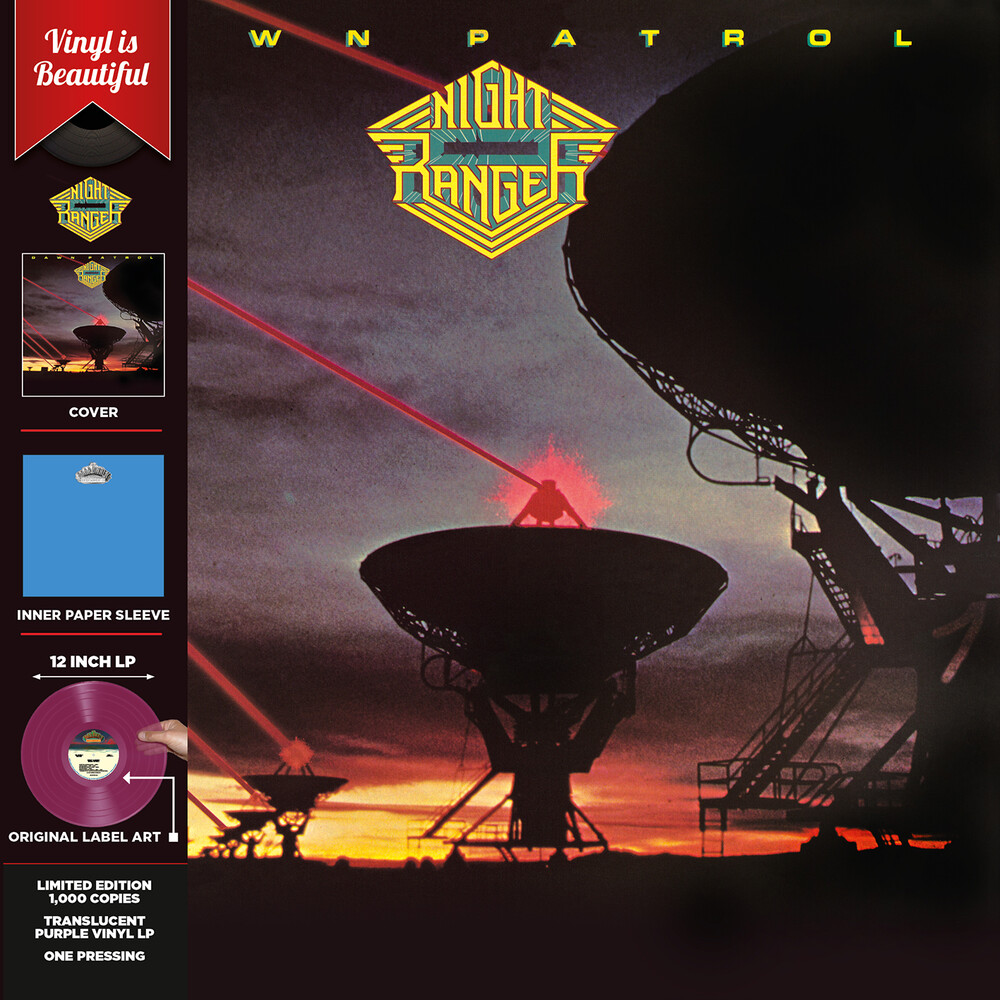 Night Ranger - Dawn Patrol (Purp) [Record Store Day]