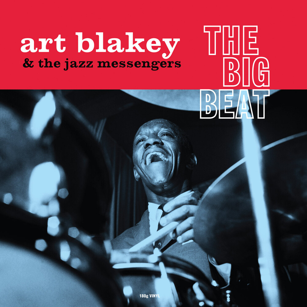 Art Blakey - Big Beat (Ogv) (Uk)
