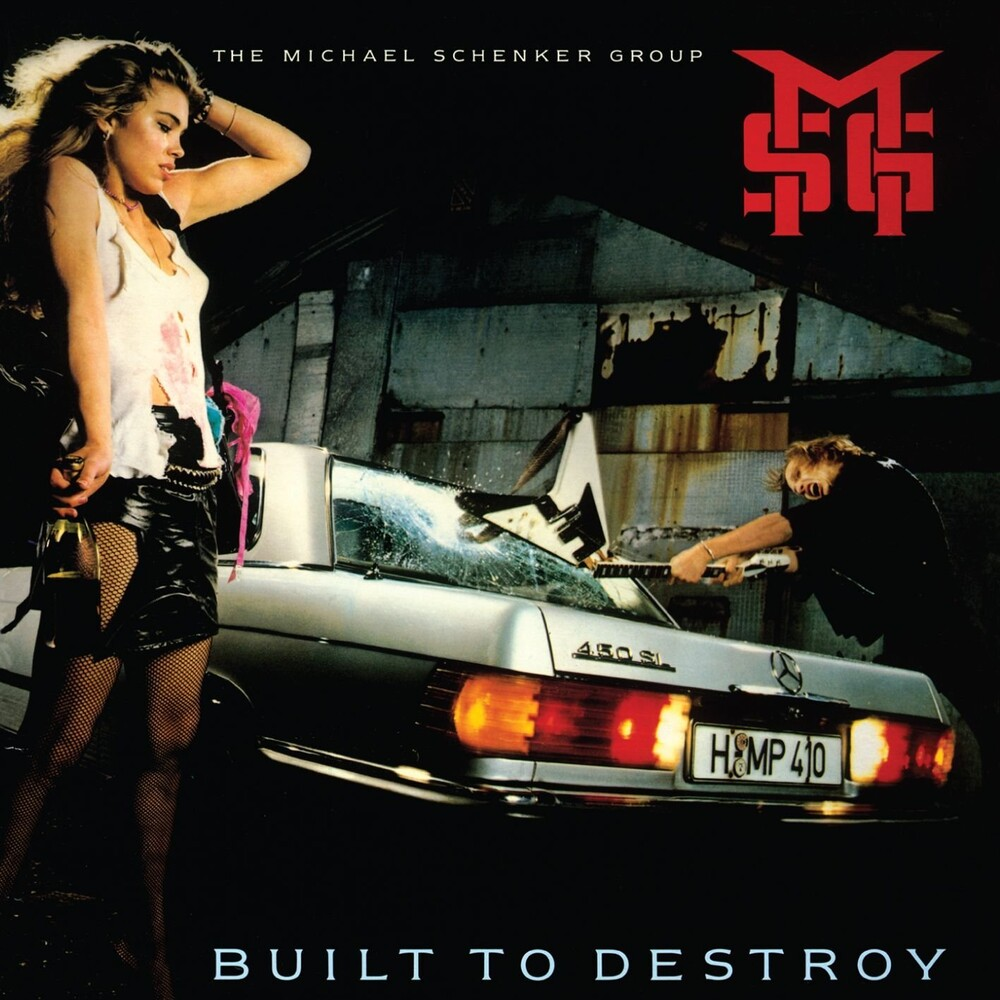 The Michael Schenker Group - Built To Destroy [Import]