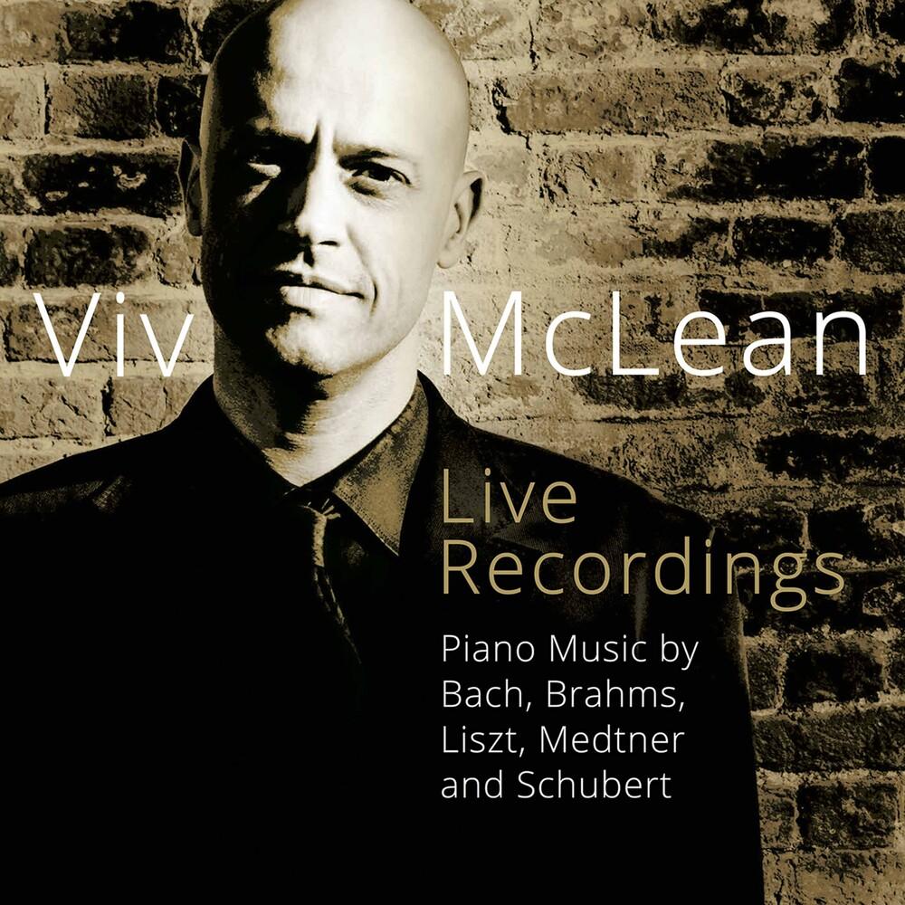 Viv Mclean - Live Recordings