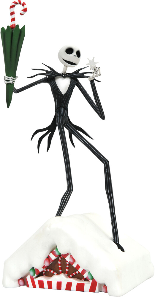 Diamond Select - Diamond Select - Nightmare Before Christmas Gallery What Is This JackPVC Statue