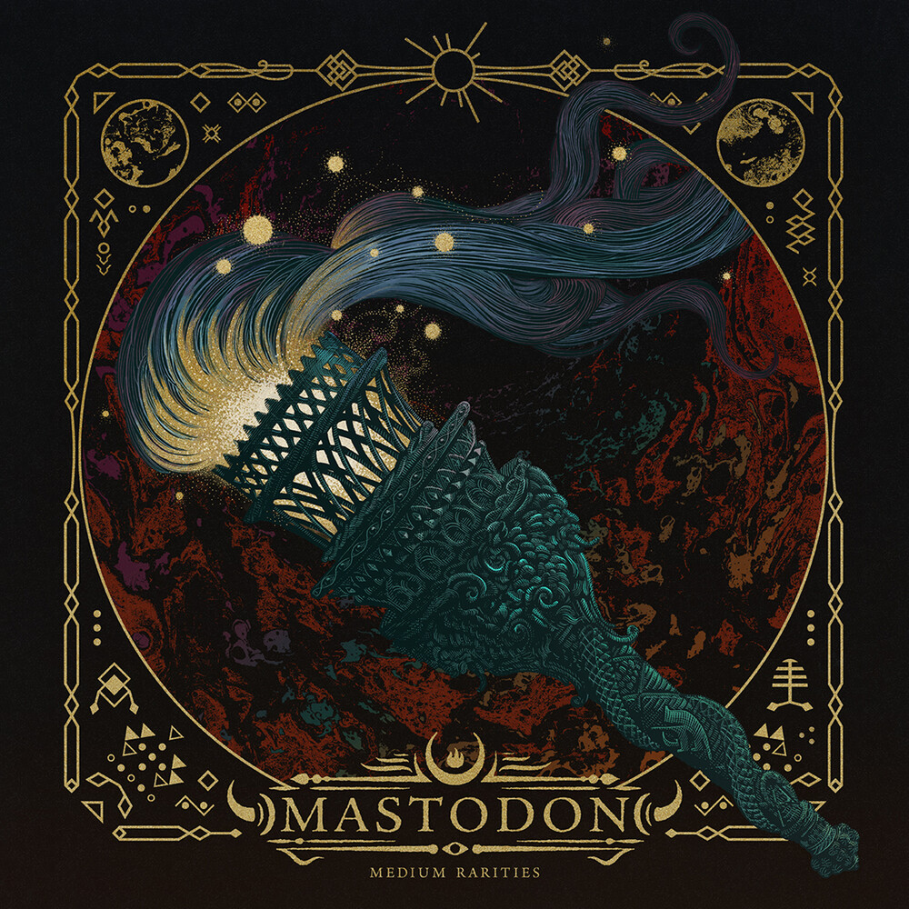 Mastodon - Medium Rarities