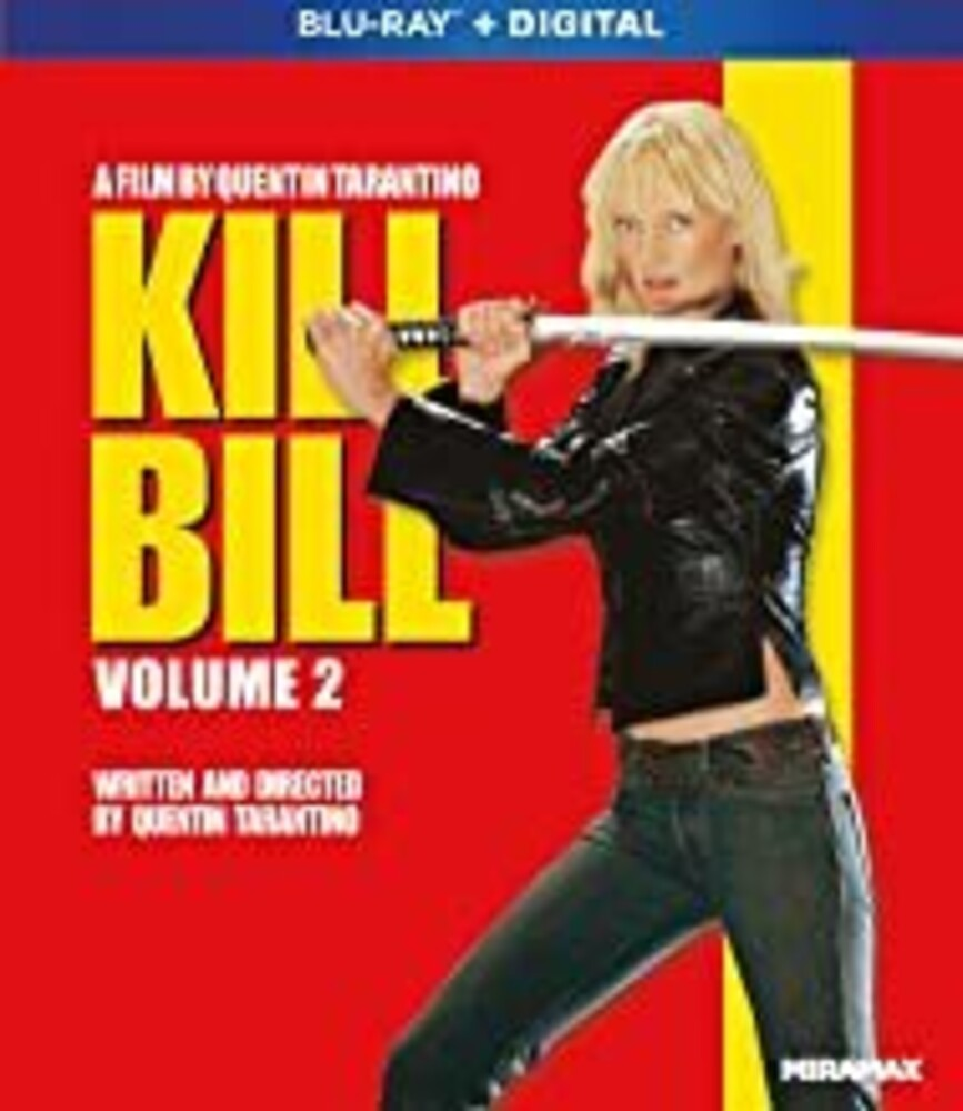 Kill Bill: Volume 2 - Kill Bill: Volume 2 / (Amar Dub Sub Ws)