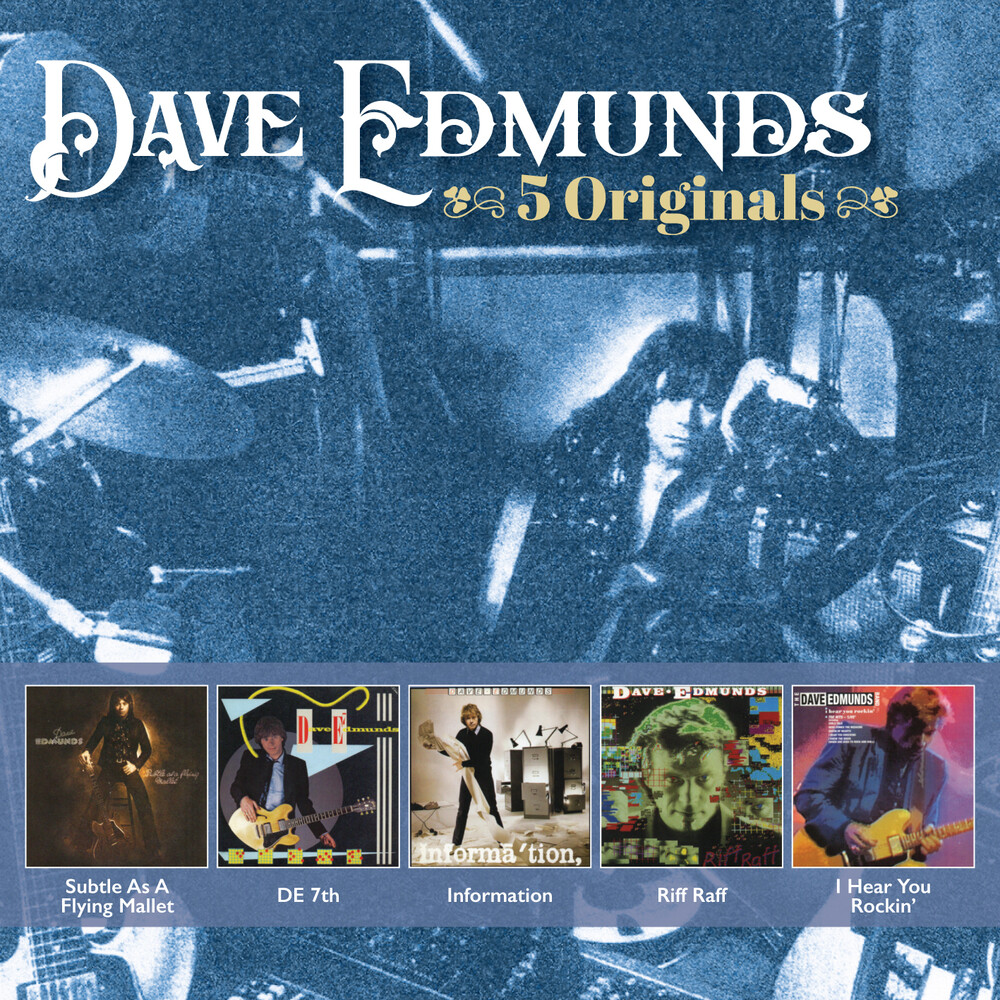 Dave Edmunds - 5 Originals (Uk)