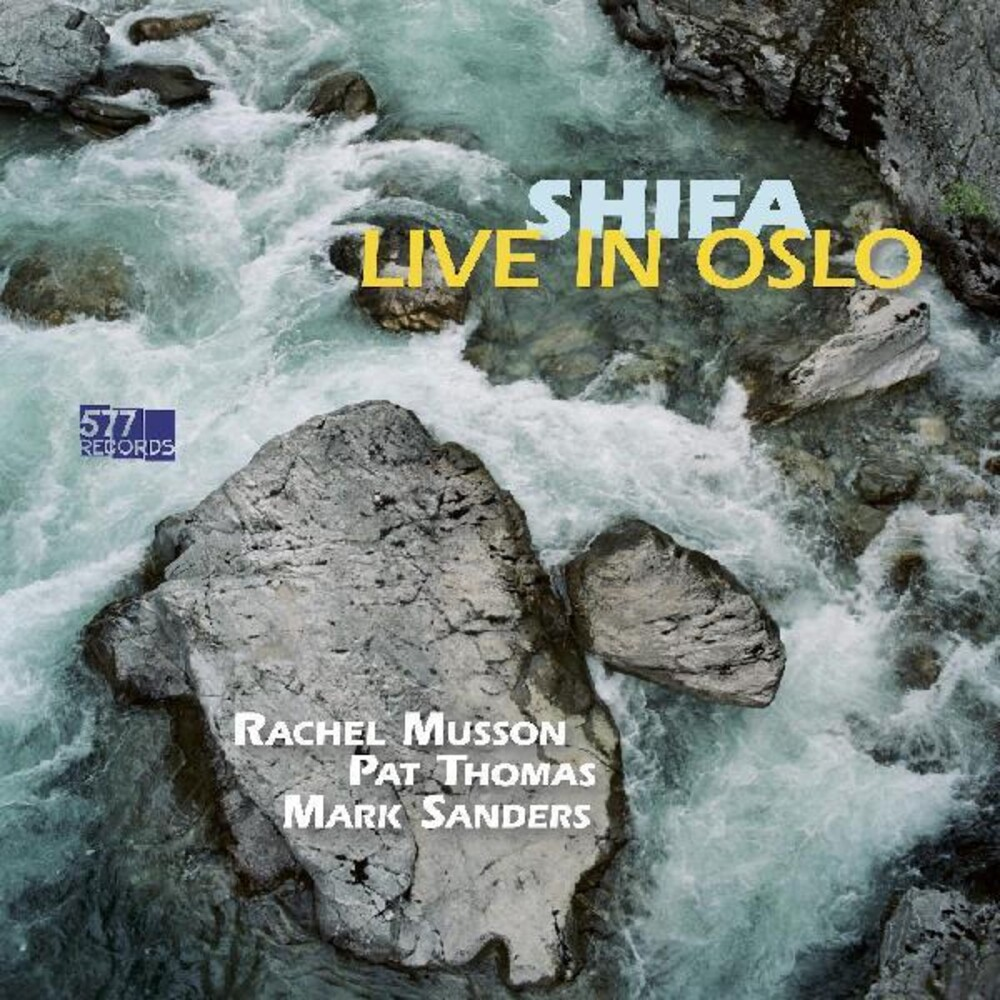 Rachel Musson - Shifa - Live In Oslo [Download Included]