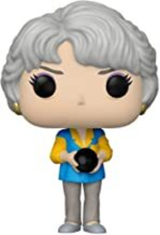 - FUNKO POP! TELEVISION: Golden Girls- Dorothy (Bowling Uniform)